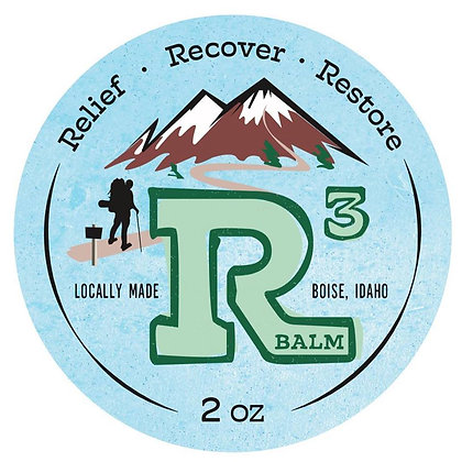 Trailhead Cooling Recovery Balm
