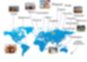 География клубов робототехники