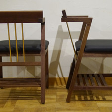 Half Arm Chair