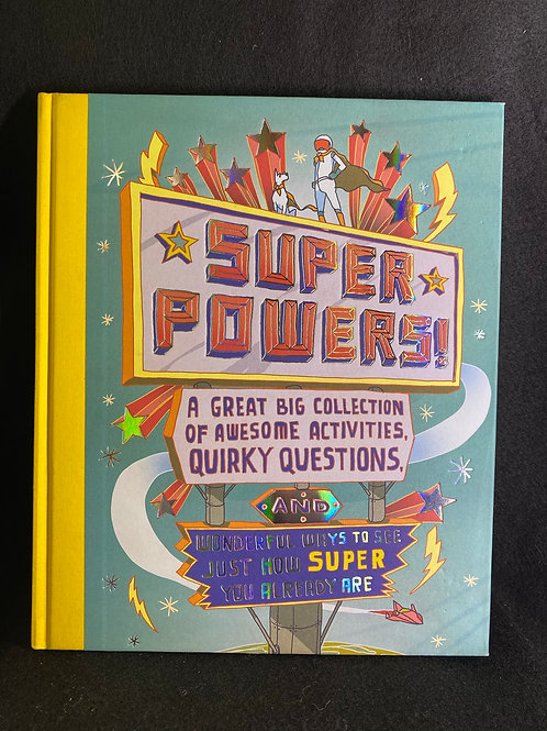 Super Powers! Book