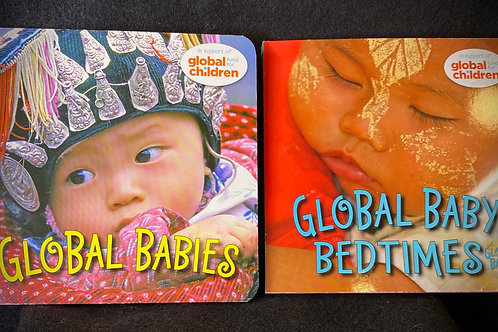 Global Babies Board Book