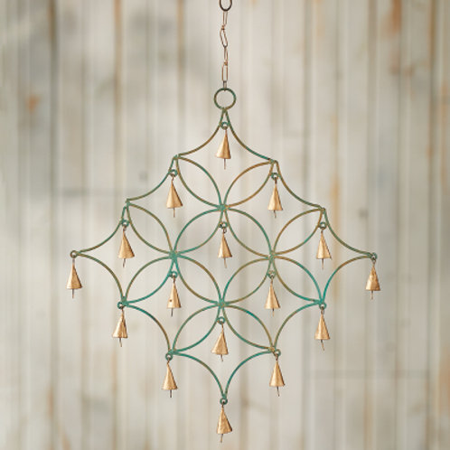 Minted Garden Chimes