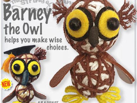 Barney the Owl