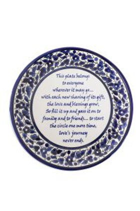Giving Plate