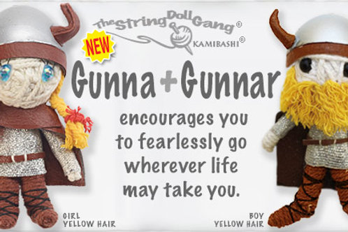 Gunna and Gunnar