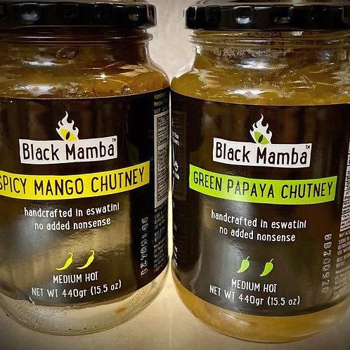 Black Mamba Chutney