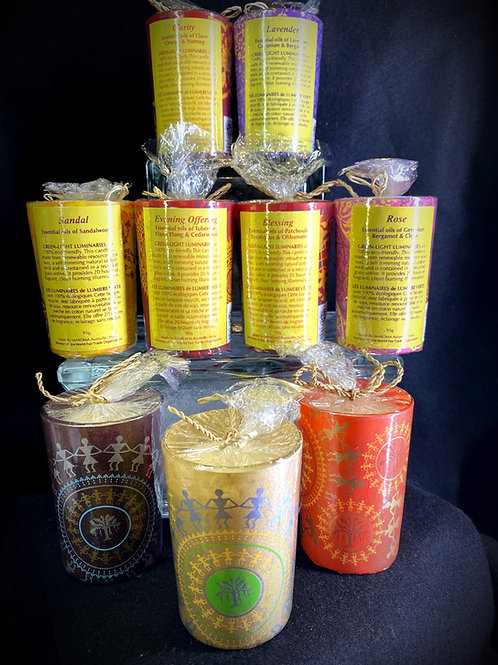 Maroma Candles