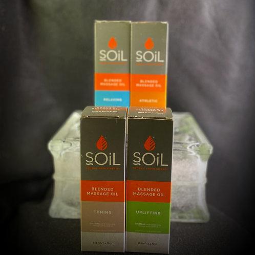 Soil Massage Oil/Bath Oil