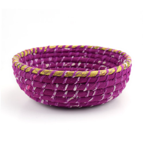 Round Chindi Basket
