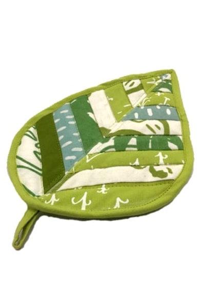 Leaf Potholder