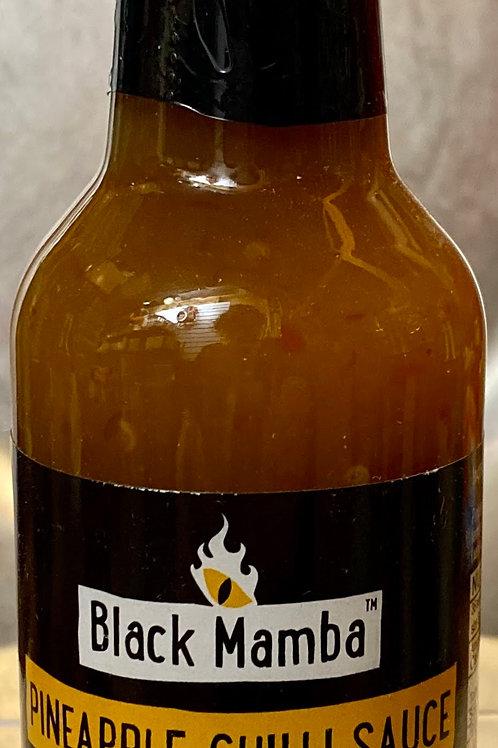 Black Mamba Pineapple Chili Sauce