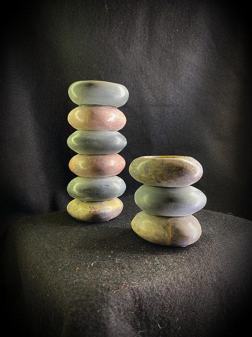 Stone Tealight Holder