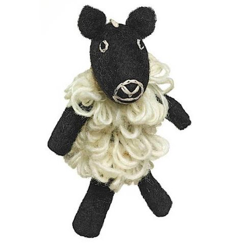 Woolie Sheep Finger Puppet