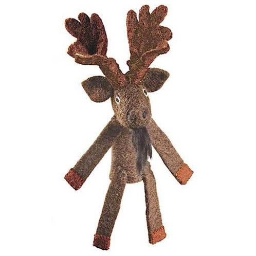 Woolie Moose Finger Puppet