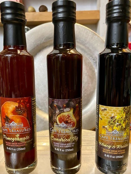 Cape Treasures Balsamic Vinegar Reduction