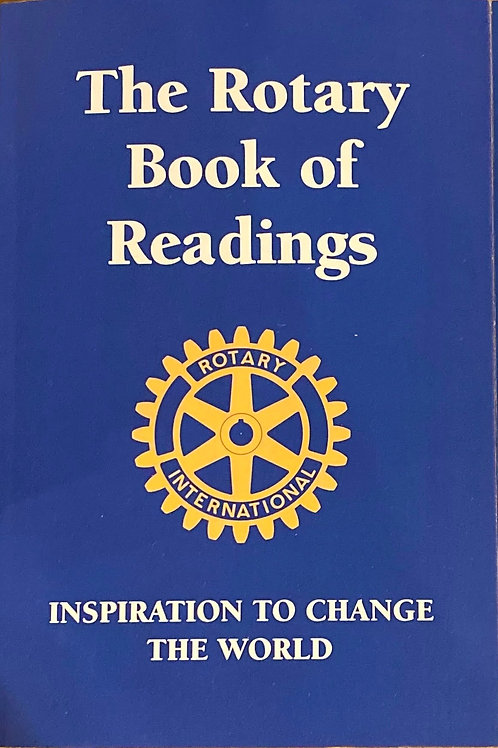 The Rotary Book Of Readings