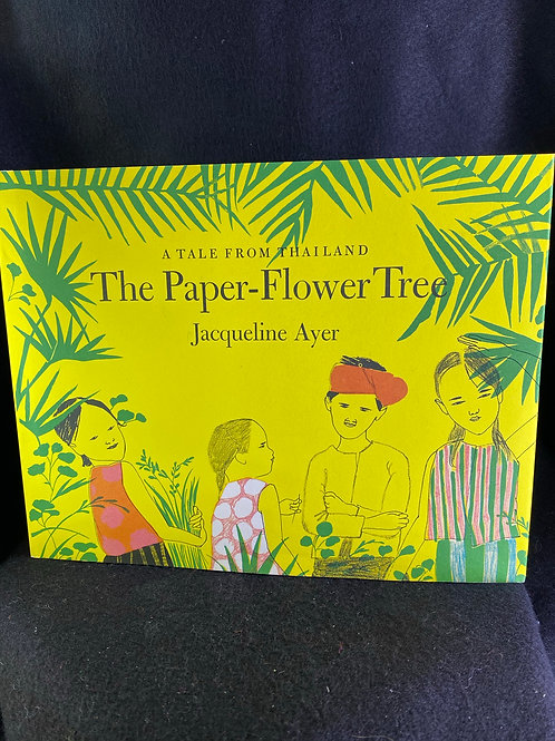 The Paper-Flower Tree Book