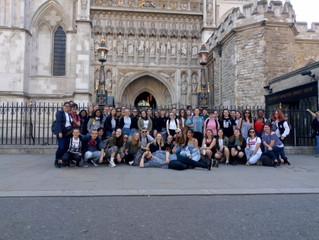 Voyage pédagogique à Londres