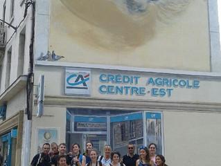 Voyage pédagogique à Annonay