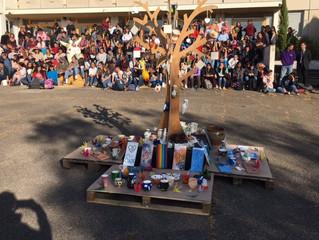Journée internationale de la paix - L'arbre de la Paix