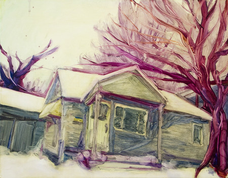 The Silent Inland Presence 26