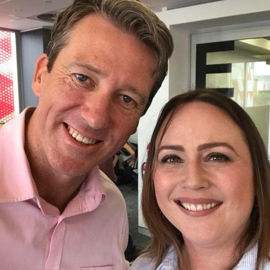 Jo & Glen McGrath