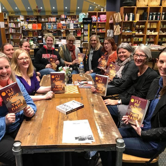 Book Club at BOOK FACE