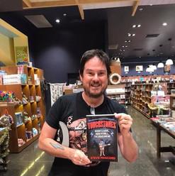 Steve Mascord at BOOK FACE
