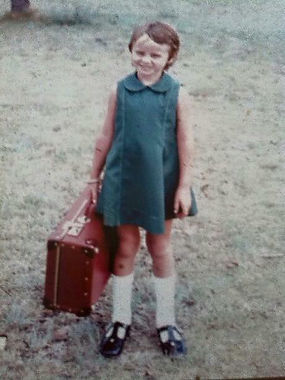 Jo-Ann Sparrow Author
