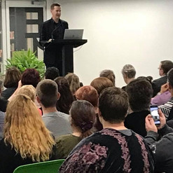 Matthew Reilly for Springfield Central Library