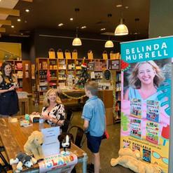 Belinda Murrell at BOOK FACE