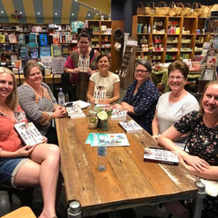 Book Club event with Cathy McLennan