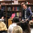 ABC's Scott Stephens & Trent Dalton at BOOK FACE