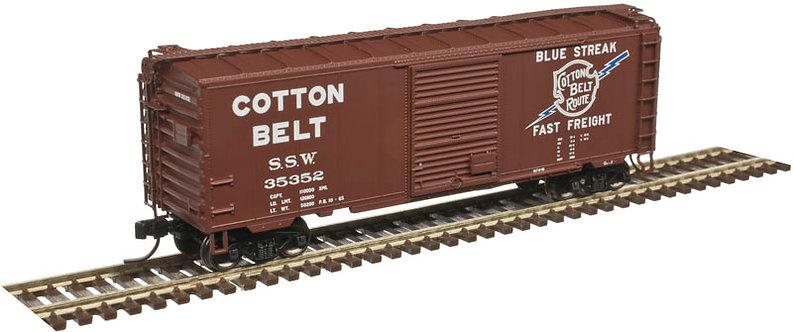(N) 40' PS-1 Boxcar - Cotton Belt