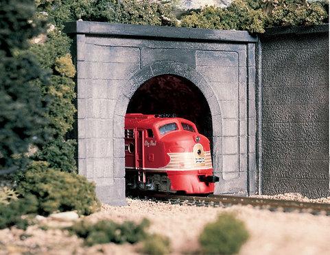 Tunnel Portals - Concrete