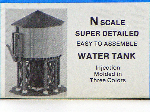(N) Vintage Structure Kit - Water Tank
