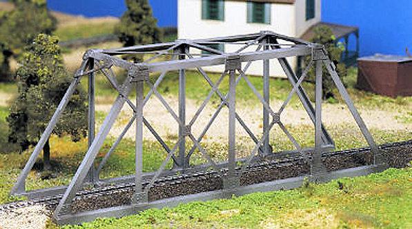 (O) Plastic Structure Kit - Trestle Bridge
