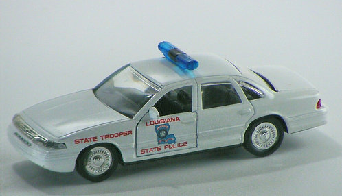 (1:43) 1996 Ford Crown Victoria - Louisiana State Police