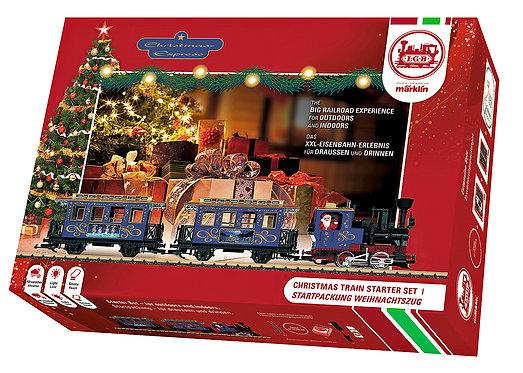 (G) LGB Christmas Train Set