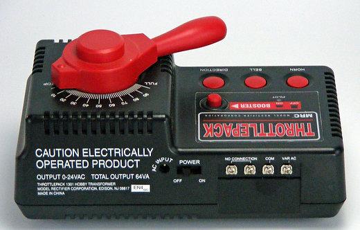MRC Throttlepack AC Power Pack