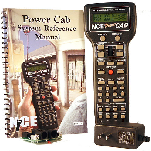 NCE Powercab