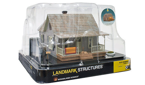 (O) Built-Up Structure - Old Homestead