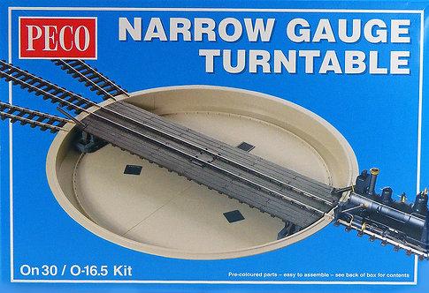 On30 Narrow Gauge Turntable Kit