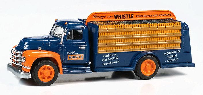 (O) 1955 Beverage Truck