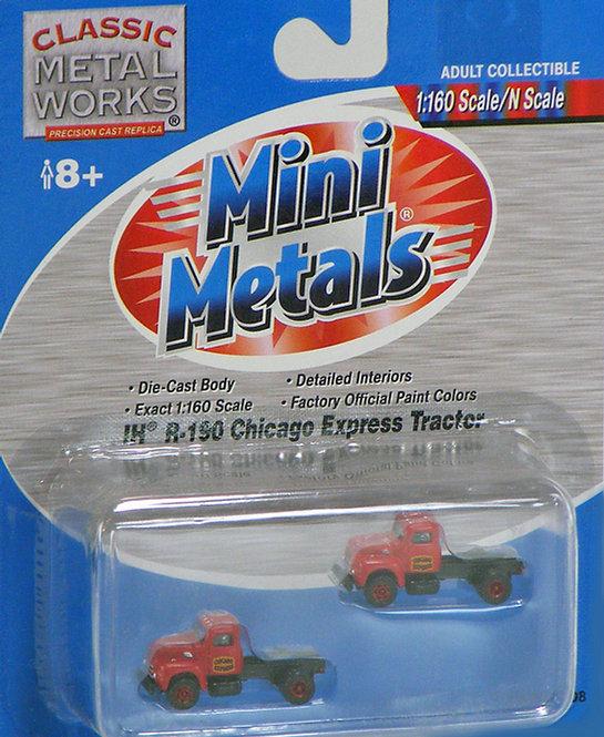 (N) InternationalR-190 Tractor Set - Chicago Express