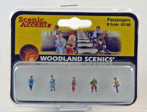 (N) Figure Set - Passengers