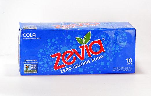 Zevia Zero Calorie Soda - Cola