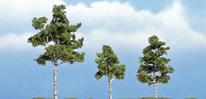 Paper Birch Premium Trees 3/Pk