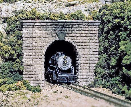 Tunnel Portals - Cut Stone