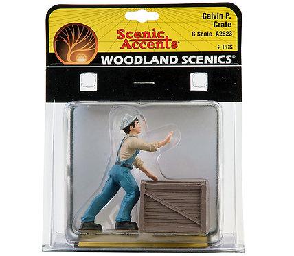 """(G) Figure - """"Calvin P. Crate"""""""